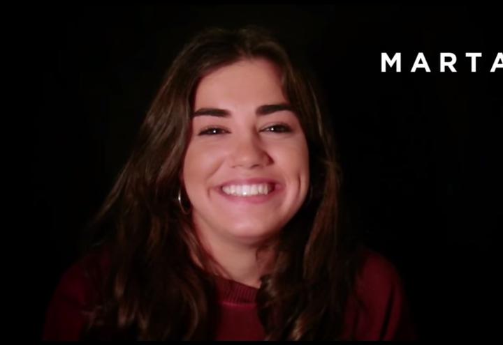 Marta, el testimonio que ha arrasado en las redes sociales