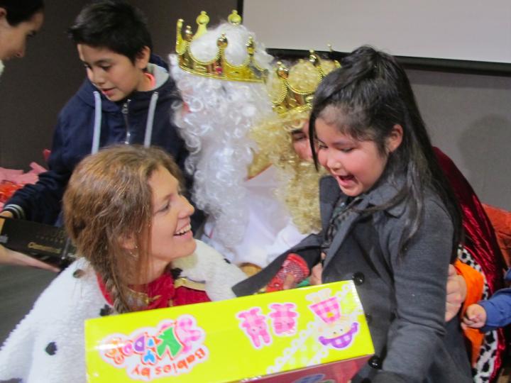 ¡Los Reyes Magos de +Vida entregan juguetes a más de 200 niños!