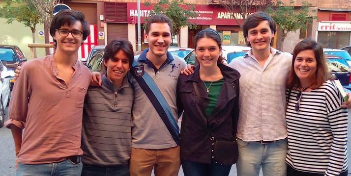 +Vida y jóvenes ANDEVI se unen para defender la vida en Navarra
