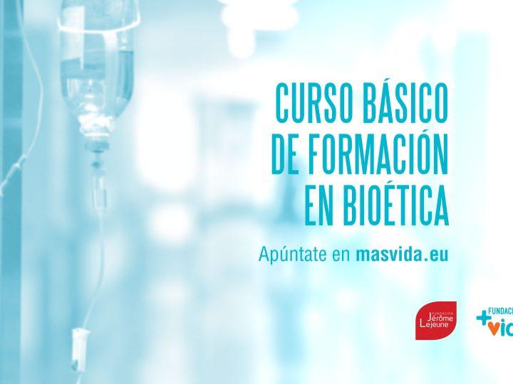 Fundación +Vida ofrece un curso de formación en bioética para jóvenes