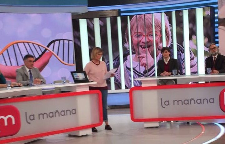 Álvaro Ortega interviene en La Mañana de TVE para defender la vida