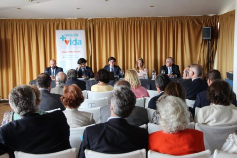 Encuentro de Directivos y Empresarios en Club Financiero Génova
